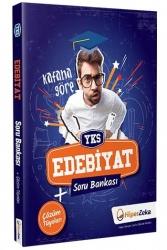 Hiper Zeka Yayınları - Hiper Zeka YKS Kafana Göre AYT Edebiyat Soru Bankası