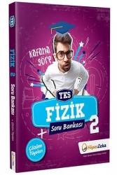 Hiper Zeka Yayınları - Hiper Zeka YKS Kafana Göre AYT Fizik 2 Soru Bankası