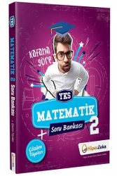 Hiper Zeka Yayınları - Hiper Zeka YKS Kafana Göre AYT Matematik 2 Soru Bankası