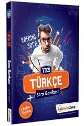 Hiper Zeka Yayınları - Hiper Zeka YKS Kafana Göre TYT Türkçe Soru Bankası