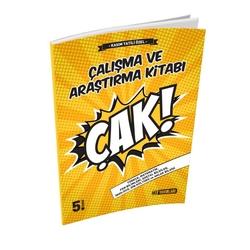 Hız Yayınları - Hız Yayınları 5 . Sınıf Çalışma ve Araştırma Kitabı
