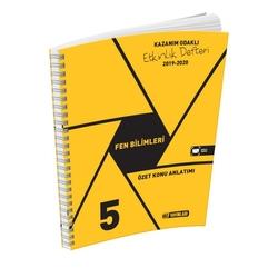 Hız Yayınları - Hız Yayınları 5. Sınıf Fen Bilimleri Etkinlik Defteri