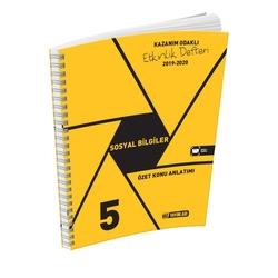 Hız Yayınları - Hız Yayınları 5. Sınıf Sosyal Bilgiler Etkinlik Defteri