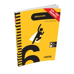 Hız Yayınları - Hız Yayınları 6. Sınıf Matematik Etkinlik Defteri