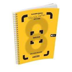 Hız Yayınları - Hız Yayınları 8. Sınıf İngilizce Etkinlik Defteri