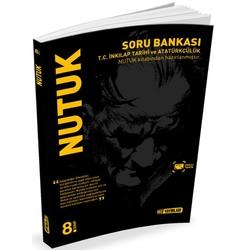Hız Yayınları - Hız Yayınları 8. Sınıf T.C. İnkılap Tarihi ve Atatürkçülük NUTUK Soru Bankası