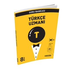 Hız Yayınları - Hız Yayınları 8. Sınıf Türkçe Uzmanı