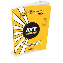 Hız Yayınları - Hız Yayınları AYT 5'li Deneme