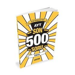 Hız Yayınları - Hız Yayınları AYT Kimya Son 500 Soru