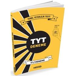 Hız Yayınları - Hız Yayınları TYT 5'li Deneme