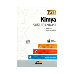 Hız ve Renk Yayınları - Hız ve Renk Yayınları AYT Kimya Soru Bankası