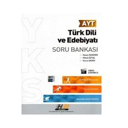 Hız ve Renk Yayınları - Hız ve Renk Yayınları AYT Türk Dili ve Edebiyatı Soru Bankası