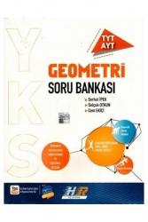 Hız ve Renk Yayınları - Hız ve Renk Yayınları TYT AYT Geometri Soru Bankası