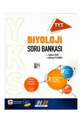 Hız ve Renk Yayınları - Hız ve Renk Yayınları TYT Biyoloji Soru Bankası