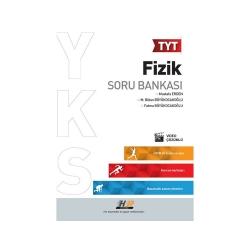 Hız ve Renk Yayınları - Hız ve Renk Yayınları TYT Fizik Soru Bankası