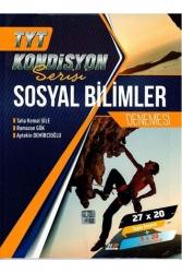 Hız ve Renk Yayınları - Hız ve Renk Yayınları TYT Sosyal Bilimler Kondisyon Serisi 27x20 Denemesi