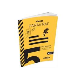 Hız Yayınları - Hız Yayınları 5. Sınıf Türkçe Paragraf Soru Bankası