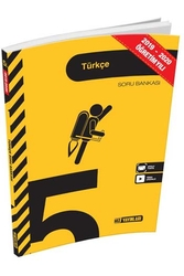 Hız Yayınları - Hız Yayınları 5. Sınıf Türkçe Soru Bankası