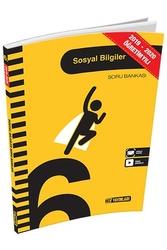 Hız Yayınları - Hız Yayınları 6. Sınıf Sosyal Bilgiler Soru Bankası