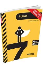 Hız Yayınları - Hız Yayınları 7. Sınıf İngilizce Soru Bankası