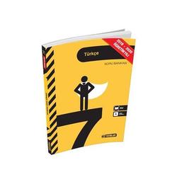 Hız Yayınları - Hız Yayınları 7. Sınıf Türkçe Soru Bankası