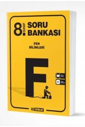 Hız Yayınları - Hız Yayınları 8. Sınıf Fen Bilimleri Soru Bankası