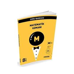 Hız Yayınları - Hız Yayınları 8. Sınıf Matematik Uzmanı Soru Bankası