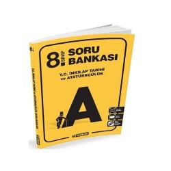 Hız Yayınları - Hız Yayınları 8. Sınıf T. C. İnkılap Tarihi ve Atatürkçülük Soru Bankası