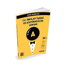 Hız Yayınları - Hız Yayınları 8. Sınıf T.C. İnkılap Tarihi ve Atatürkçülük Uzmanı Soru Bankası