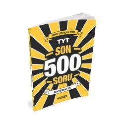 Hız Yayınları - Hız Yayınları TYT Matematik Son 500 Soru