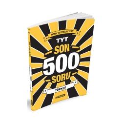 Hız Yayınları - Hız Yayınları TYT Türkçe Son 500 Soru