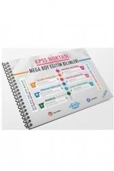 HMC Yayınları - HMC Yayınları 2021 KPSS Noktası Eğitim Bilimleri Mega Boy Poster Ders Notları