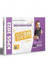 Hocawebde Yayınları - HocaWebde Yayınları 2022 KPSS Vatandaşlık Video Ders Notu