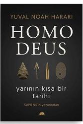 Kolektif Kitap - Homo Deus Yarının Kısa Bir Tarihi Kolektif Kitap