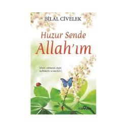 Yediveren Yayınları - Huzur Sende Allah'ım Yediveren Yayınları