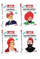 ibrahim Kılıç Yayınları - İbrahim Kılıç ÖABT Türk Dili ve Edebiyatı Aşiyan Konu Anlatımlı Modüler Set