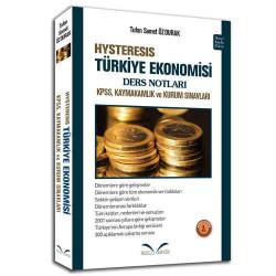 İkinci Sayfa Yayınları - İkinci Sayfa Yayınları Hysteresis Türkiye Ekonomisi Ders Notları