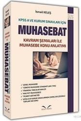 İkinci Sayfa Yayınları - İkinci Sayfa Yayınları KPSS A Grubu ve Kurum Sınavları İçin MUHASEBAT Kavram Şemaları ile Muhasebe Konu Anlatımı