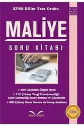 İkinci Sayfa Yayınları - İkinci Sayfa Yayınları Maliye Soru Kitabı 5.Basım