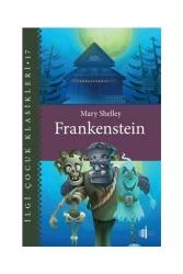 İlgi Kültür Sanat Yayıncılık - İlgi Kültür Sanat Yayınları Frankenstein - İlgi Çocuk Klasikleri 17