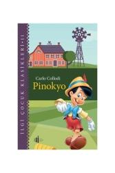 İlgi Kültür Sanat Yayıncılık - İlgi Kültür Sanat Yayınları Pinokyo - İlgi Çocuk Klasikleri 11