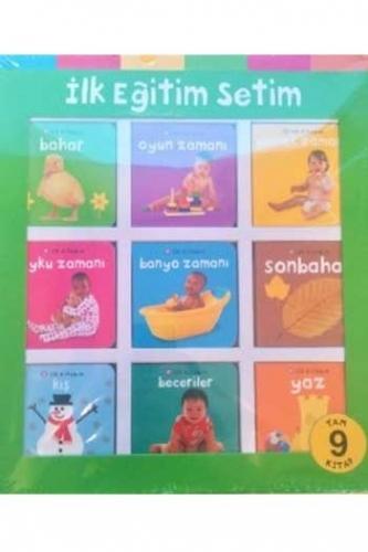İlk Eğitim Setim 9 Kitap Doğan Egmont Yayıncılık