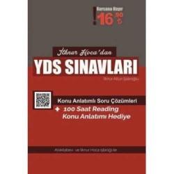 Saklı Bilgi Yayınları - İlknur Hoca'dan YDS Sınavları