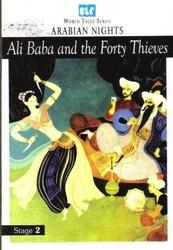 Kapadokya Yayınları - İngilizce Hikaye Ali Baba and the Forty Thieves Stage 2 Kapadokya Yayınları