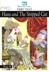 Kapadokya Yayınları - İngilizce Hikaye Hans and the Stripped Cat Stage 3 Kapadokya Yayınları
