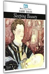 Kapadokya Yayınları - İngilizce Hikaye Sleeping Beauty Stage 1 Kapadokya Yayınları