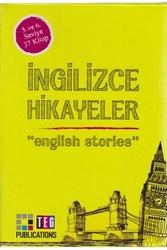 Teg Publications - İngilizce Hikayeler 5. ve 6. Seviye 37 Kitap Takım Teg Publications
