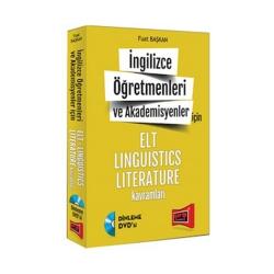 Yargı Yayınları - Yargı İngilizce Öğretmenleri için LINGUISTICS LITERATURE