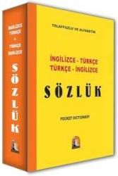 Kapadokya Yayınları - İngilizce Türkçe - Türkçe İngilizce Cep Sözlük