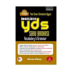 Pelikan Yayıncılık - Pelikan Yayınları İngilizce YDS Soru Bankası Vocabulary Grammar